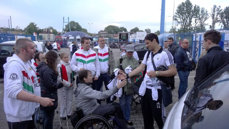 Ruch - Legia Ivica fot. Nipild