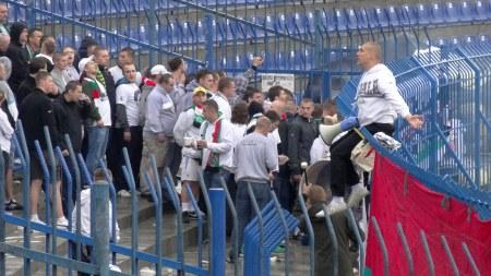 Ruch - Legia Staruch fot. Nipild