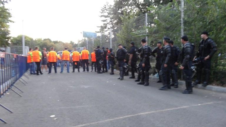 Ochrona i policja