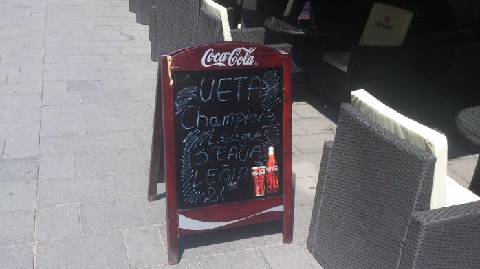 UEFA = MAFIA