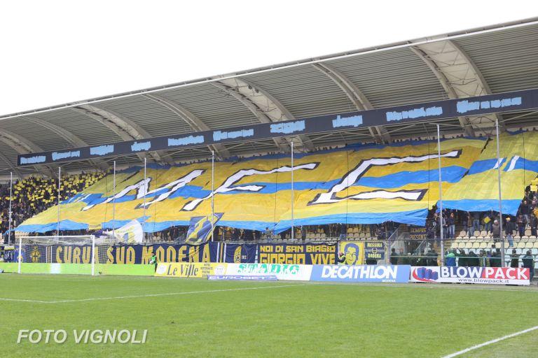 Modena vs. Capri