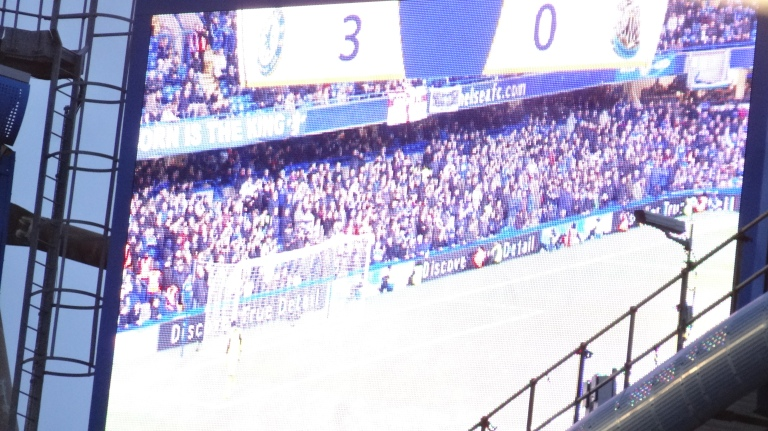 Chelsea vs. Newcastle