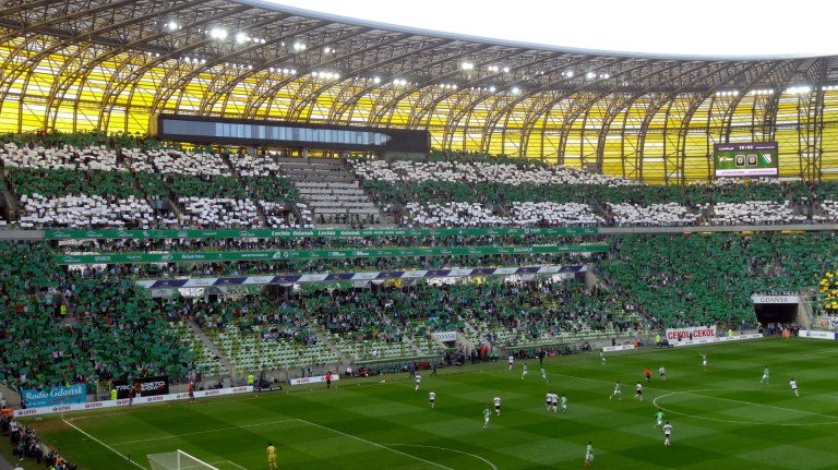 Lechia - Legia fot. Nipild