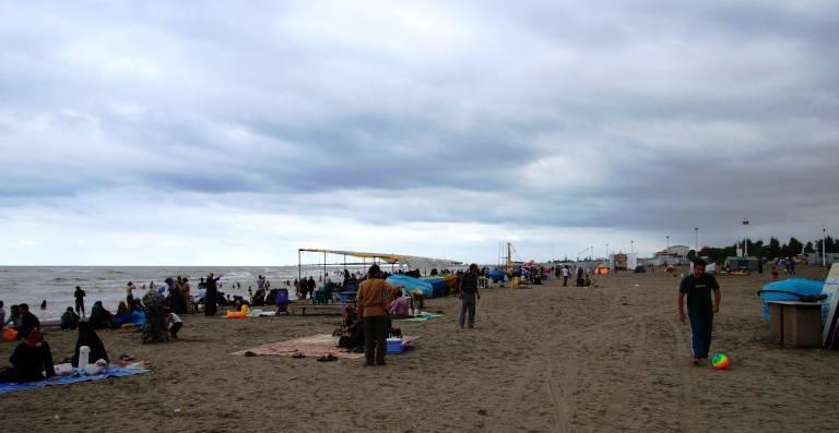 plaża Nowshahr