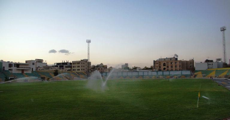 Stadion w Esfahanie