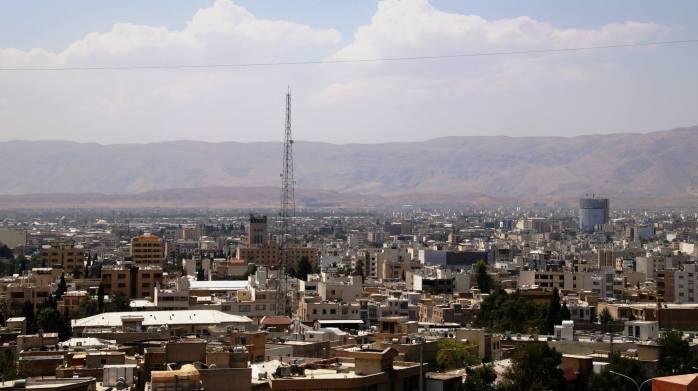 panorama Shiraz
