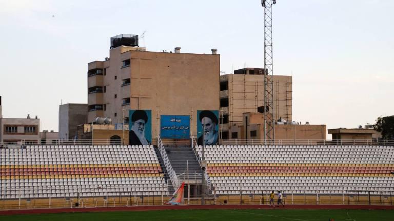 stadion w Sziraz