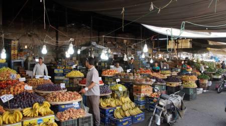Bazaar w Qom