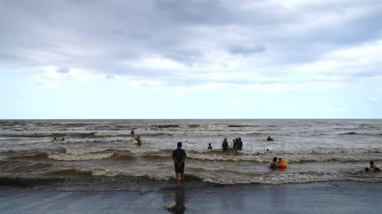 Plaża w Nowshahr