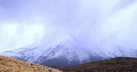 Demawend (5610 m n.p.m.)