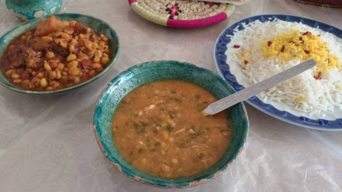 Iran meal