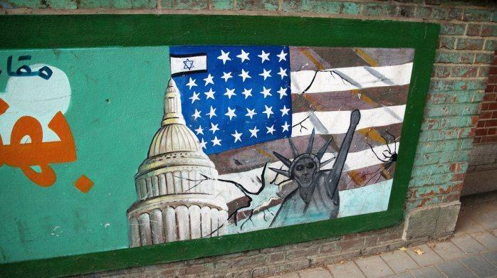 Ambasada USA Teheran