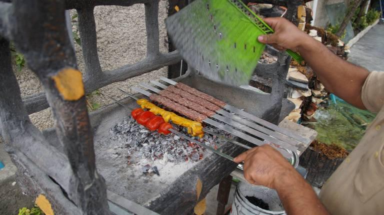 Chalus obiad kebab