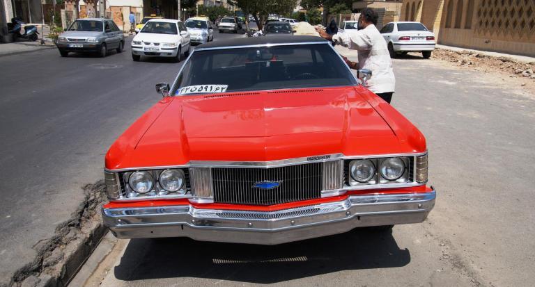 Chevrolet Shiraz