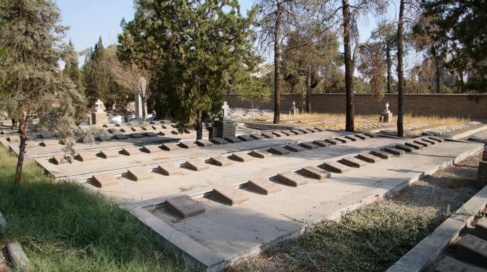 Cmentarz polski Doolab