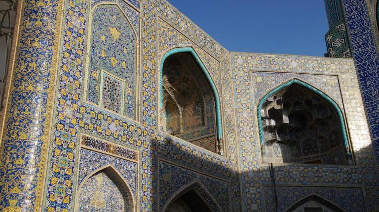 Esfahan Masjed-e Shah