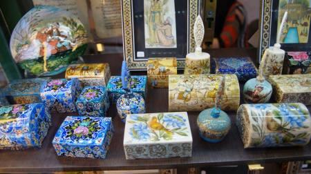 Bazar w Esfahanie