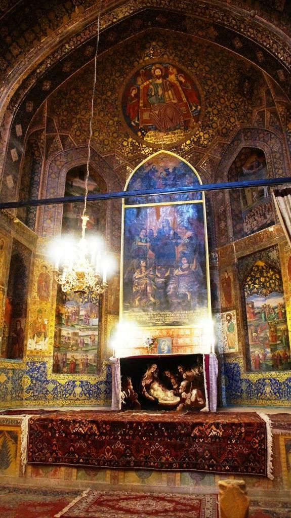 Esfahan kościół Betlejem