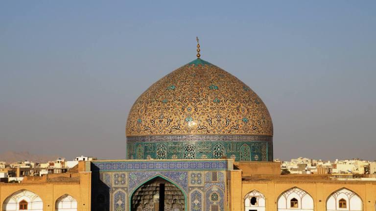 Esfahan Shekikh Loftollah