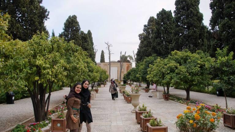 Shiraz dziewczyny