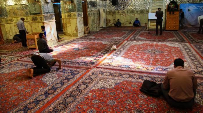 Shiraz meczet Shah-e-Cheragh