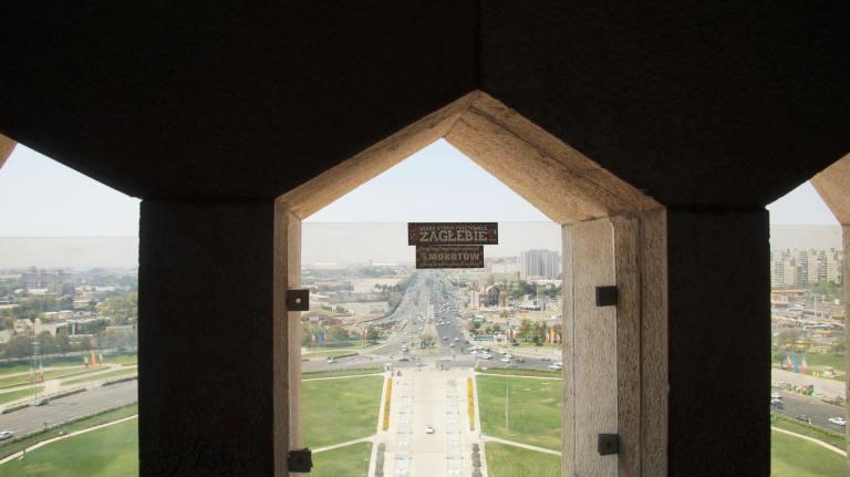 Wieża Azadi wlepka