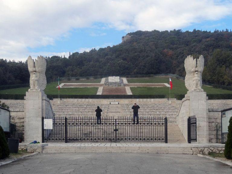 Cmentarz na Monte Cassino