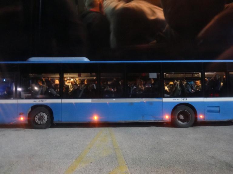 Jeden z autobusów fot. Nipild