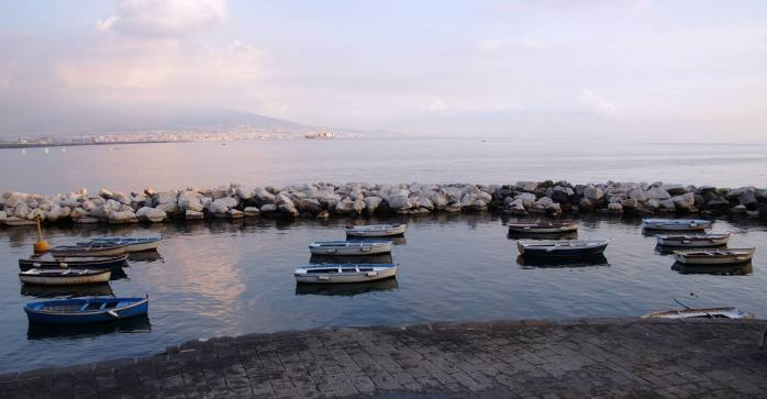 Port w Neapolu fot. Ali